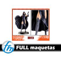 -full- Figura Plomo + Fasciculo Dc Aguilar: Raven 21