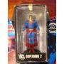 Dc - Superman - Figura De Plomo Aguilar Nº02
