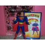 Superheroes Coleccion Dc Comics Muñeco Figura Accion Usa