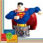 Superman Liga De La Justicia Pisa Papeles Nuevo Cartoon Netw