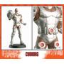 Figura De Plomo #47 Cyborg - Dc Comics - Aguilar Eaglemoss