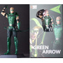 Green Arrow Flecha Verde Crazy Toys Estatua 24 Cm Aprox