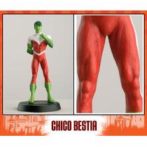 Dc Comics Aguilar Figura De Chico Bestia .con Revista
