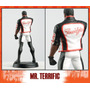 Dc Aguilar Figura De Plomo Mr Terrific