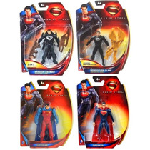 Superman Man Of Teel - Original Dc Comics - 10 Modelos.
