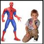 Hombre Araña Muñeco Gigante! Spiderman, Figura Juguete, Toy
