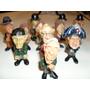 Muñecos De Resina Colección - Personalidades - 12 Unidades