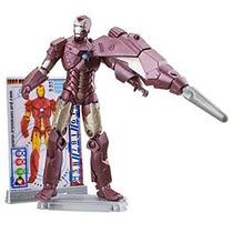 Marvel Universe De Avengers Llega Ironman Hyper Velocity!!