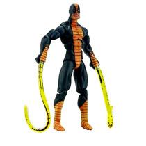 Muñeco Marvel Universe Constrictor Con Látigos Traslúcidos
