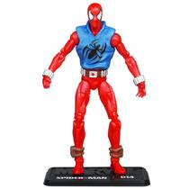 Marvel Universe De Avengers Scarlet Spiderman Imperdible!