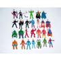 Muñeco Jack Superhéroes Marvel Dc 3,5cm 4 A Elección X $60