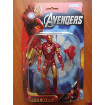 Ironman 15 Cm Muñeco Iron Man 3 Tony Stark Marvel Universe
