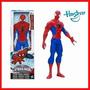 Ultimate Spiderman 100 % Original Hasbro Muñeco 30 Cm Araña