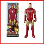 Ironman Muñeco Iron Man 30 Cm 100 % Original Hasbro Avengers