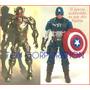 Combo Pack Capitán América + Ultrón Vengadores Avengers Age