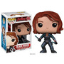 Funko Pop - Black Widow 100% Original Nuevo !!