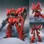 Gundam Unicorn Robot Spirit Sinanju Figura Imperdible!!!