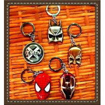 Llaveros Dc, Marvel, Superheroes En Lemensiedeco !!!