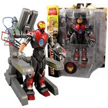 Marvel Select - Ultimate Iron Man - 100% Original Nuevo !!