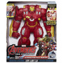 Figura Interactiva Iron Man Electronico Gigante Zap B0441