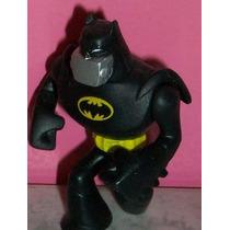 Batman Super Hero Squad Coleccion Dc Mattel Muñeco Juguete