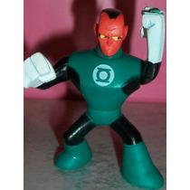 Super Hero Squad Coleccion Linterna Dc Mattel Muñeco Juguete