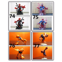 Marvel Super Hero Squad - Figuras Varias - Hasbro
