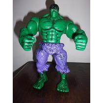 ¡¡ Imperdible Muñeco Del Increible Hulk 23 Cm De Altura !!