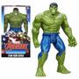 Muñeco Hulk De 30 Cm De Alto Original Hasbro 100% Reputación