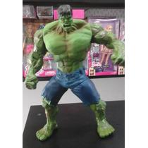 Muñeco Increible Hulk Tamaño Grande Articulado 24 Cm Marvel