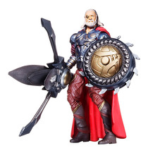 Muñeco Marvel Universe Odin Padre De Thor Multiarticulado