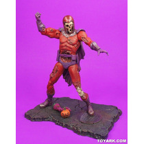 Marvel Select Zombie Magneto Action Figure By Diamond Select