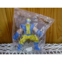 Wolverine Marvel (mc. Donalds 2010) Cerrado