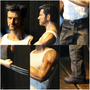 Wolverine Inmortal - X Men Origenes - Figura Crazy Toys 30cm