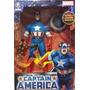 Capitan America Original Gigante 52cm Marvel El Mas Grande!