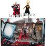 Martillo Thor C/ Luz Y Sonido + 2 Muñecos, Los Vengadores 2