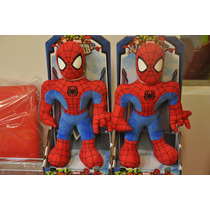 Spiderman !!!hombre Arana ! Peluche Mide 30 Cm Original