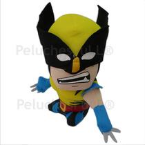 Peluche Muñeco Super Héroes Marvel