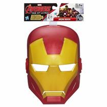 Educando Avengers Máscara Iron Man Hasbro B1806