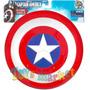 Escudo Capitán América Luces Led Y Sonidos Disfraz Avengers