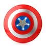 Capitan America Escudo Con Luz Y Sonido, Le Pegas Y Suena!