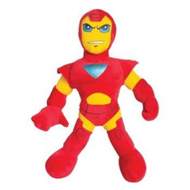 Muñeco Peluche Ironman Original Licencia Marvel