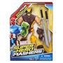Muñecos Marvel Super Heroes Mashers Wolverine!! Originales!!