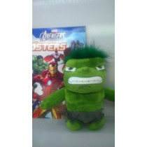 Peluches Super Heroes Marvel