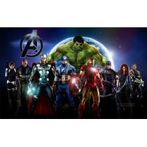 The Avengers - Marvel - Los Vengadores - Colección 2012-2013
