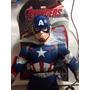 Muñeco Soft Capitán América Avenger Senvio Sin Cargo Caba