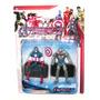 Los Vengadores - Avengers - Muñecos Pack X 2 - 4 Modelos.