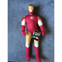 Muñeco De Tela Peluche De Iron Man 45 Cm