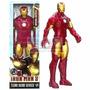 Ironman Muñeco Gigante 30cm Avengers Original Hasbro Articul