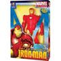 Iron Man Muñeco Articulado Gigante 55 Cm. Nuevo Z. Devoto